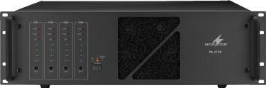 PA-forstærker 4x120Wrms PA-4120