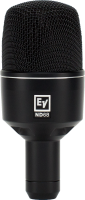 Tromme Mikrofoner, Electro-Voice ND68 mic dynamisk supercardioid bass drum