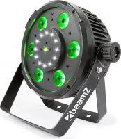 BX100 PAR med strobe og Laser RG