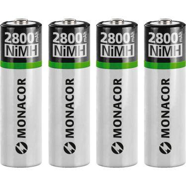 Batteripakke NiMH AA NIMH-2800/4