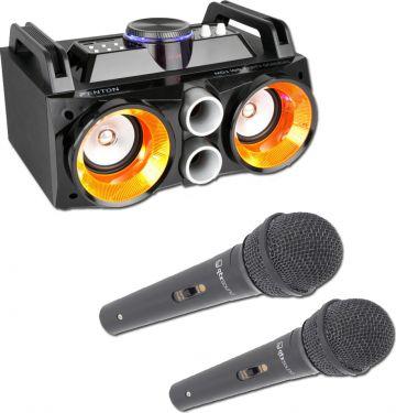 Party Station MDJ100 - Børne Karaoke sæt