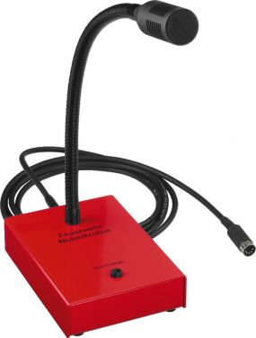 PA desktop microphone MEVAC-1FT