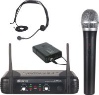 STWM712C VHF Microphone System 2-Channel Combi
