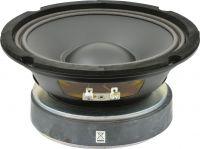 """PP cone/foam edge hi-fi woofer, 16cm (6.5""""), 100W rms, 8 ohm"""