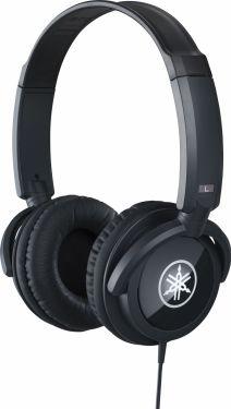 Yamaha HPH-100B HEADPHONES (BLACK)