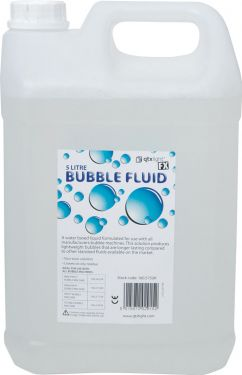Bubble Fluid, 5 litre