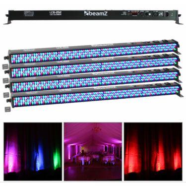 4 x LCB252 LED Bar - Pakkesæt