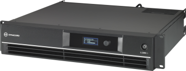 Dynacord L1300FD DSP power amplifier 2x650W EU