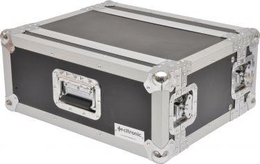 19' equipment flightcase - 4U (shallow)