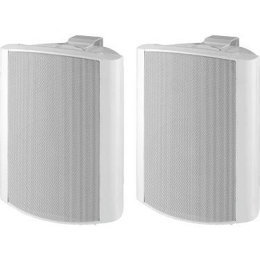 100V højttalersæt hvid EUL-80/WS