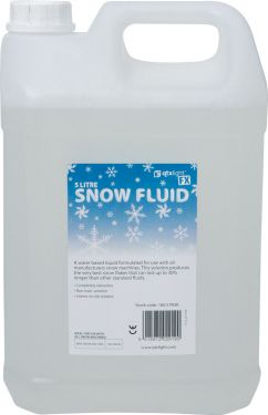 5 litre of snow fluid