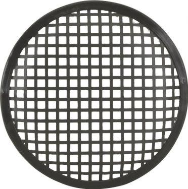 "Metal speaker grille, 20 cm (8"")"