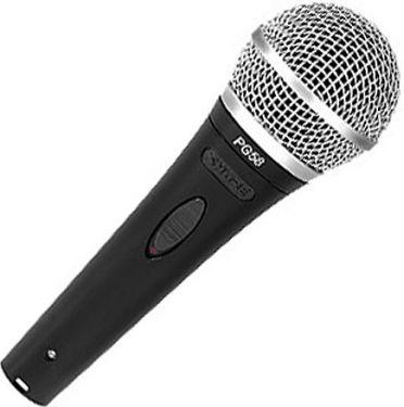Shure PG58-QTR vocal microfone incl. cabel 5m. XLR-Jack