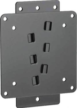 LCD 26 Wall Support Black