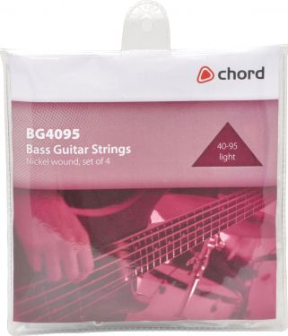 Bass Guitar String 4 Set 0.04