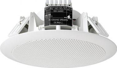 Weatherproof PA ceiling speakers EDL-156