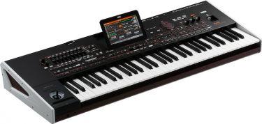 Korg PA4X-61 Arranger Keyboard, Interactive keyboard with 61 keys w