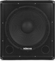 SMWBA18MP3 Bi-AMP Subwoofer 18inch/1000W & Bluetooth