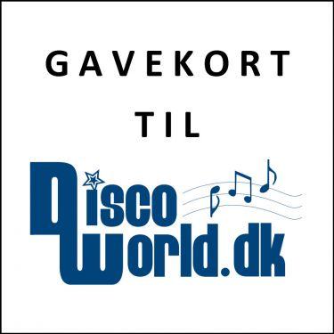 Gavekort til DiscoWorld