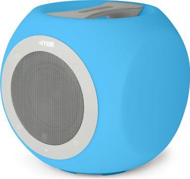 Udendørs batteridrevet højttaler med indbygget LED lys og Bluetooth - Sjov & God, ET SUPER GAVE HIT!