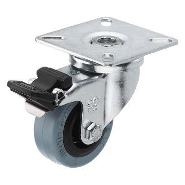 Hjul m/bremse GCB-50B