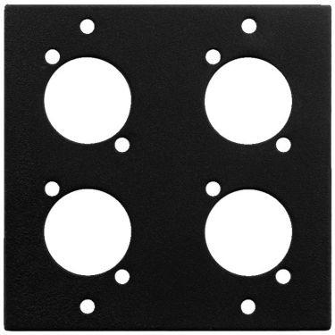 Panel t/XLR-Speakon RSP-24D