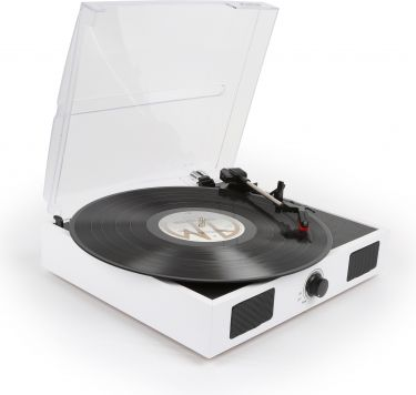 RP108W Record player White