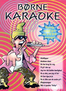 MGP Børnehits - Dansk Karaoke DVD