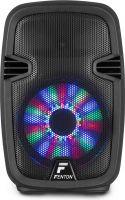 """FT8LED Active Speaker 8"""" 300W"""