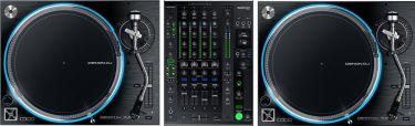 Denon DJ Prime Series Bundle 2 x VL12 afspillere , X1800 Mixer