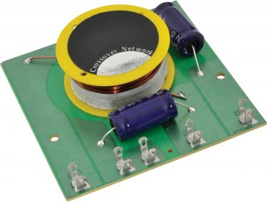 2-Vejs Delefilter 12dB , 8ohm , 250w , 2,5 kHz