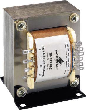 100V High-performance Audio Transformers TR-1120LC