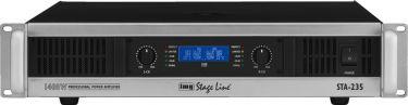 PA-forstærker 2x500Wrms STA-235