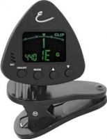 Violin tuner with LCD display and clips function