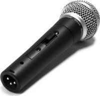 Shure SM58 Vocal Microphone w. on/off switch / SM58S