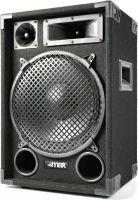 """Højttaler i populært disco-look 3-vejs med 12"""" bas / 700W"""