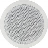 "165mm (6.5"")Dual voice coil Ceiling speaker with dual tweeters/ single"