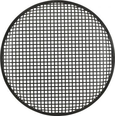 "Metal speaker grille, 38 cm (15"")"