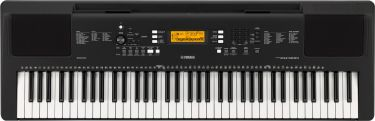 Yamaha PSR-EW300 DIGITAL KEYBOARD (BLACK)