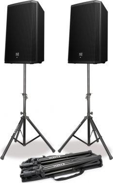 Electro-Voice ZLX-12P - Pakkesæt med stativ og taske