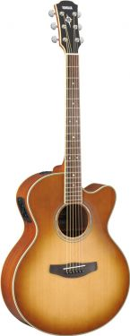 Yamaha CPX700II EL-AC GUITAR (SAND BURST)