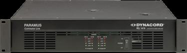 Dynacord PCL 1415 4-Channel Power Amplifier, Low Imp.
