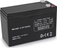 Rechargeable Lead-Acid Battery 12V 7.2Ah