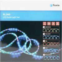 LED Lysslange sæt10m - Multicolor