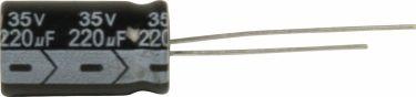 Fixapart Electrolytic Capacitor 220 uF 35 VDC, 220/35PHT