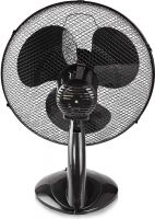 Nedis Table Fan | 40 cm Diameter | 3-Speeds | Oscillation Function | Black, FNTB10CBK40