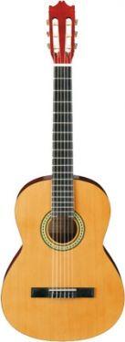 """Klassisk Spansk Guitar 39"""" voksen, akustisk m. nylonstrenge"""