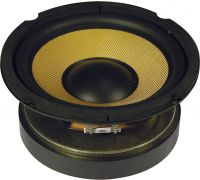 "6.5"" Woofer with Aramid Fibre cone"