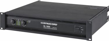 Dynacord SL 1800 2 x 900 W Power Amplifier