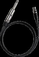 Kabler, Electro-Voice MAC-G3 EV-Guitar-Cord-for-EV-trådlos-Bodypack